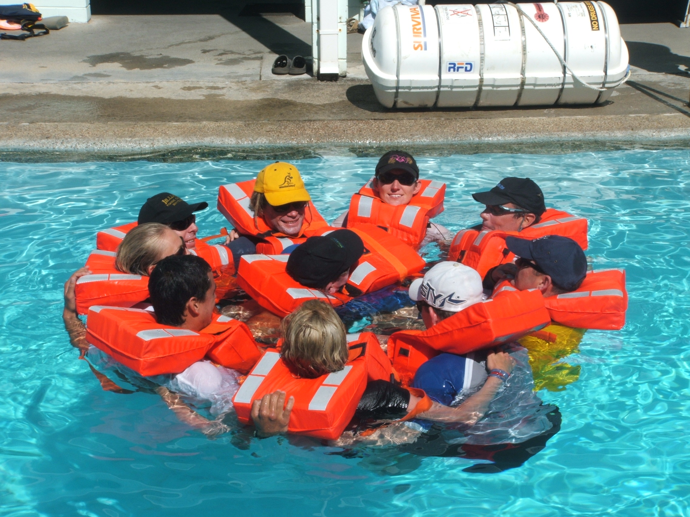 Safety & Sea Survival Course